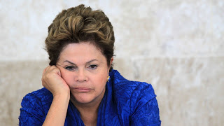 "Dilma ""Não Vai Ter Golpe"" Rousseff"