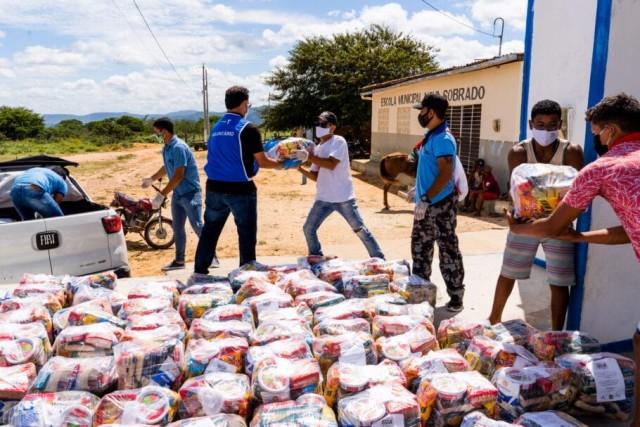 Plataforma une voluntários a projetos sociais durante a pandemia (Divulgação)