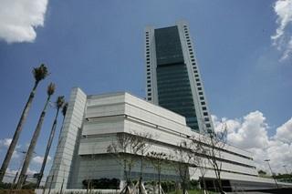 Eldorado Business Tower (foto), foi o primeiro edifício a receber certificado LEED no país em 2006. (Imagem: Reprodução/Internet)