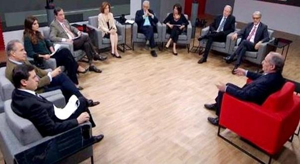 Ciro Gomes - Panelada Cearense com jornalistas globais