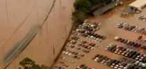 Chuva e caos em São Paulo (imagem TV Globo divulgaçao)