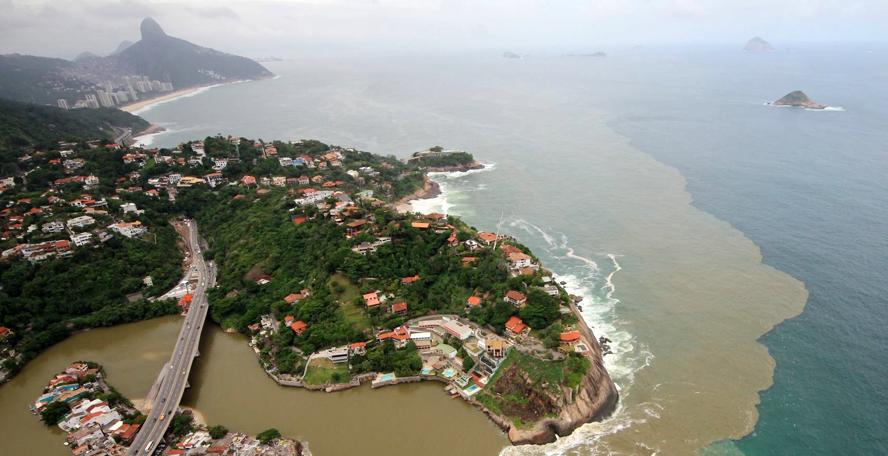 Barra da Tijuca, RJ (reprodução da ingternet)