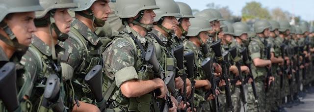 Exército brasileiro - necessidade de um regime jurídico que garanta a segurança da tropa em ação