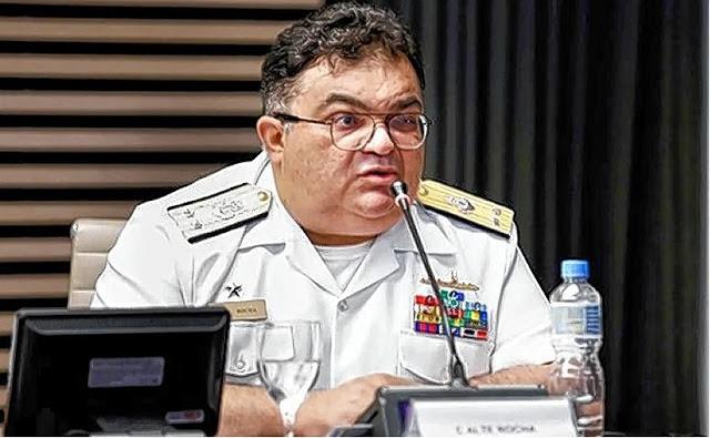 Almirante de Esquadra Flávio Rocha - Assuntos Estratégicos articulará ás ações com o gabinete moderador