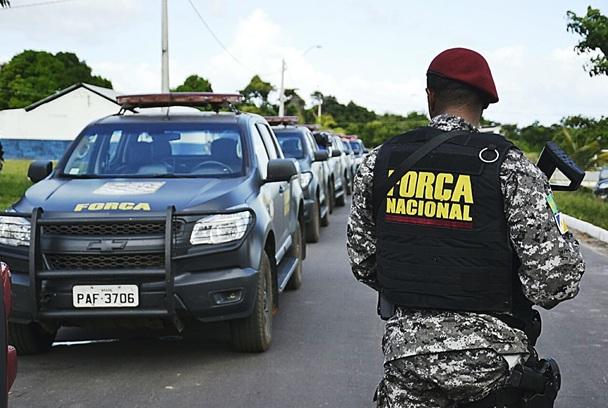 Força Nacional no Ceará