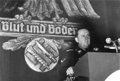 Darré - Ministro da Agricultura de Hitler