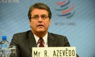 Roberto Azevêdo, venceu mexicano o Hermínio Blanco, candidato apoiado pelos países ricos