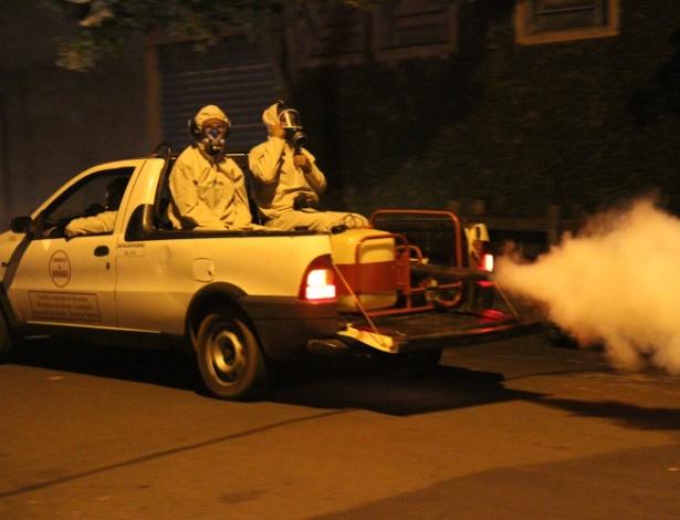 """fumacê"" contra o aedes aegypti"