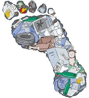 garbagefootprint