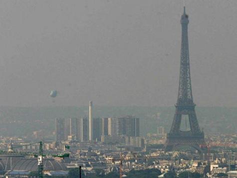 No início de 2014, a poluição do ar em Paris assusta a Europa.