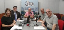 Thais Leonel, Matheus Favilene, Zancopé Simões, Nelson Pedroso e Pinheiro Pedro