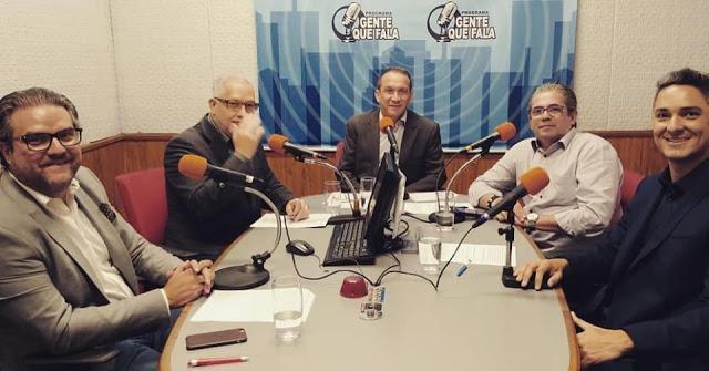 Samuel Lloyd, Antonio Fernando Pinheiro Pedro, Mauro Frysman, José Carlos Blat e Gustavo Tavares