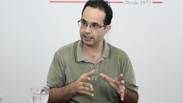 Gerson Neto (Foto: Fernando Leite / Jornal Opção)