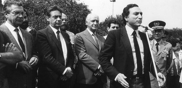 Governo Montoro - ingenuidade e idealismo deram origem á organização criminosa nos presídios