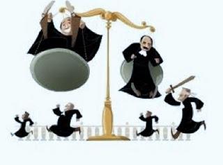 Justiça sindicalizada, não julga, só reclama