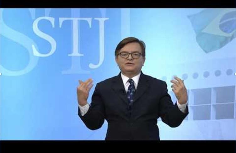 Ministro Herman Benjamin do STJ