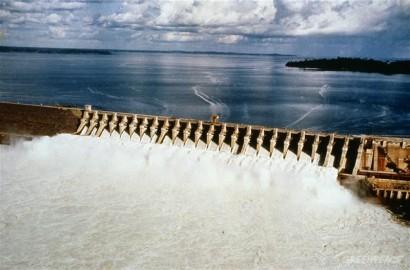 Hydroelectric plant, Tucurui, Para