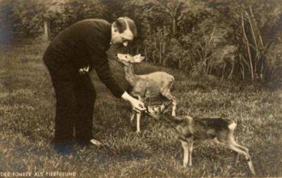 Hitler, protetor dos animais