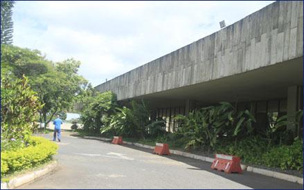 Sede do IBAMA em Brasília - DF