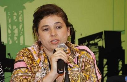 Carla Santos, Gerente de Meio Ambiente da MMX