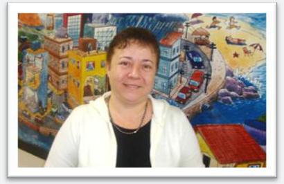 Profª Esmeralda Buzaro. (Foto: Portal Setor 3)