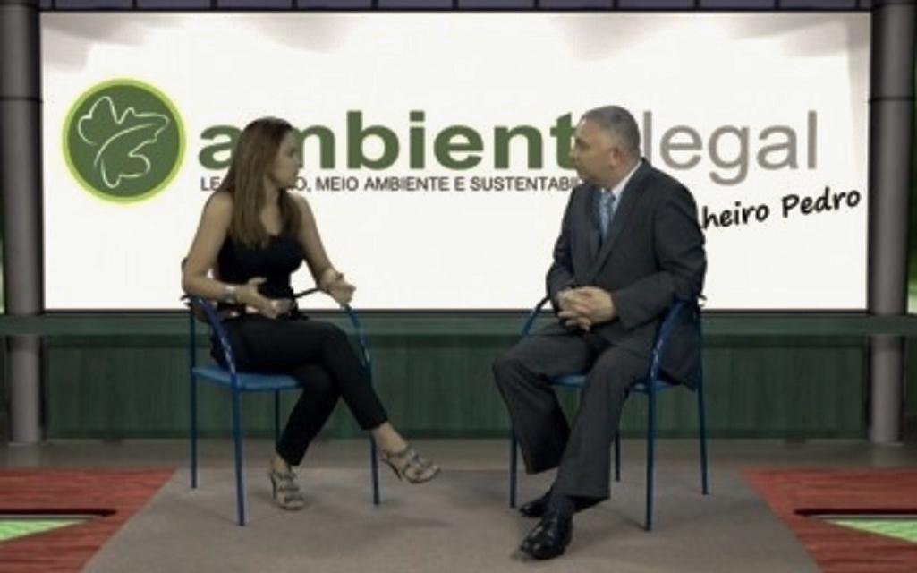 Janaína Lima entrevistada por Pinheiro Pedro