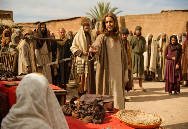 Jesus chama Mateus - o coletor de impostos