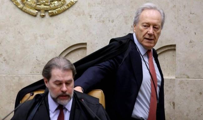 Toffoli e Lewandowski. Pugilato nos autos verbalizado em público... tendo Lula como pivô