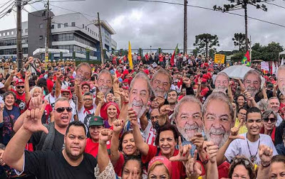 Lula-Livre não é o foco do debate...