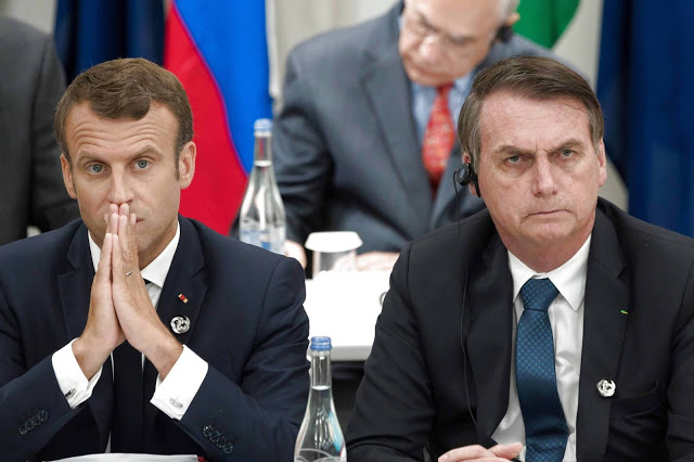 foto: Jacques Witt-28.jun.19/AFP