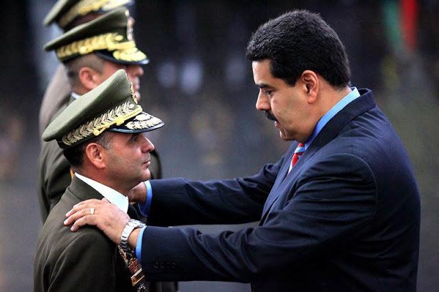 """Maduro e seus """"sóis do cartel""""..."""