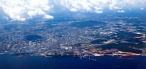 Vista aérea de Manaus (foto Paulo Lima)