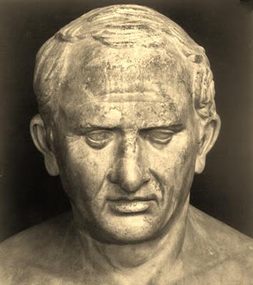Busto de Marco Túlio Cícero
