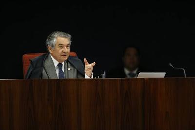 Marco Aurélio Melo - decisão monocrática extratora...