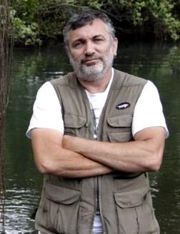 Biólogo Mário Moscatelli