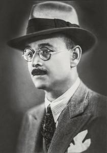 Médico Arthur Neiva, primeiro diretor, entre 1927 e 1931(reprodução InstBio)