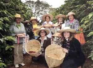 Todos os anos, no mês de maio, é realizado no Biológico o evento Sabor da Colheita, que marca simbolicamente o início da safra de café em São Paulo (reprodução InstBio)