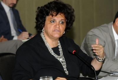 Ministra Izabella Teixeira - MMA