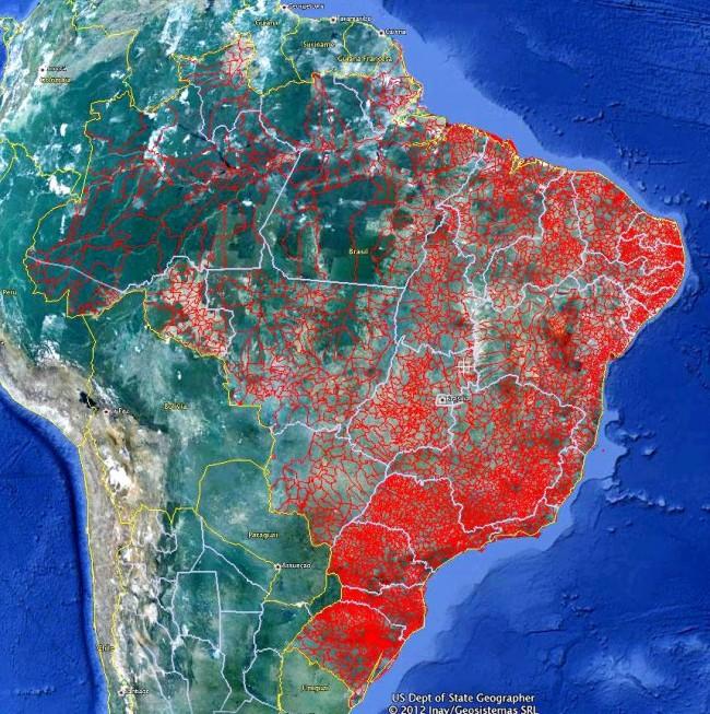 Municípios do Brasil