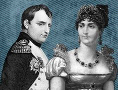 Napoleão e Josephina - básico instinto
