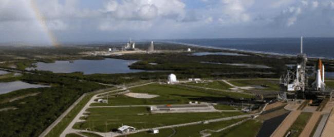 Como em muitas partes da Flórida, a Costa Espacial – um trecho de 115 quilômetros ao longo do Atlântico – sente a ameaça das alterações climáticas.