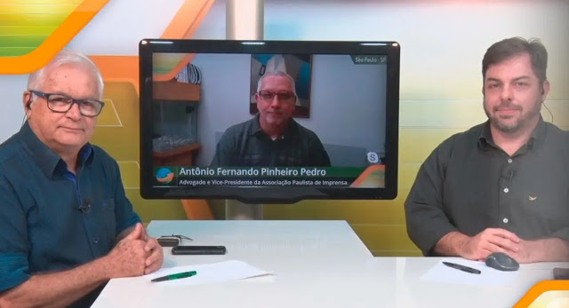 João Batista Olivi, Pinheiro Pedro e Aleksander Horta