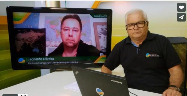 Leonardo Oliveira e João Batista Olivi