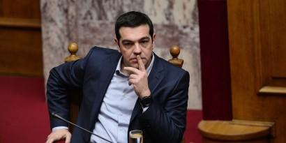 TSIPRAS: a esquerda grega trocando as direções...