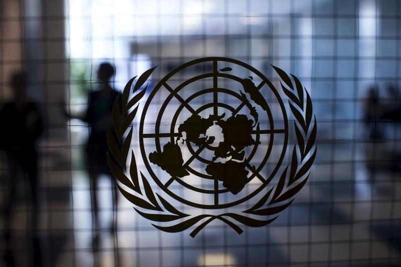 """A obra !Guerra e Paz"""" de Cândido Portinari na sede da ONU"""