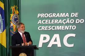 PAC - o primeiro projeto integrado de desenvolvimento estrutural no regime democrático pós 64