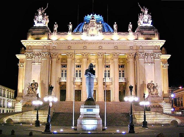 Palácio Tiradentes, Assembléia Legislativa do Rio de Janeiro
