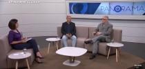 Teresa Boni, Wagner Ribeiro e Pinheiro Pedro - Programa Panorama -TV Cultura