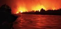 Pantanal, Campo Grande News (Foto: Corpo de Bombeiros)