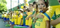 O hino nacional não é mais ensinado nas escolas